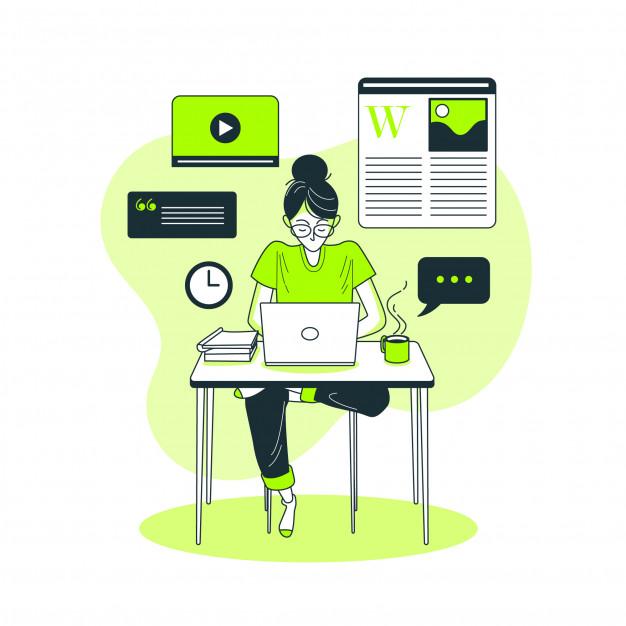 محتوا و نشر آنلاین